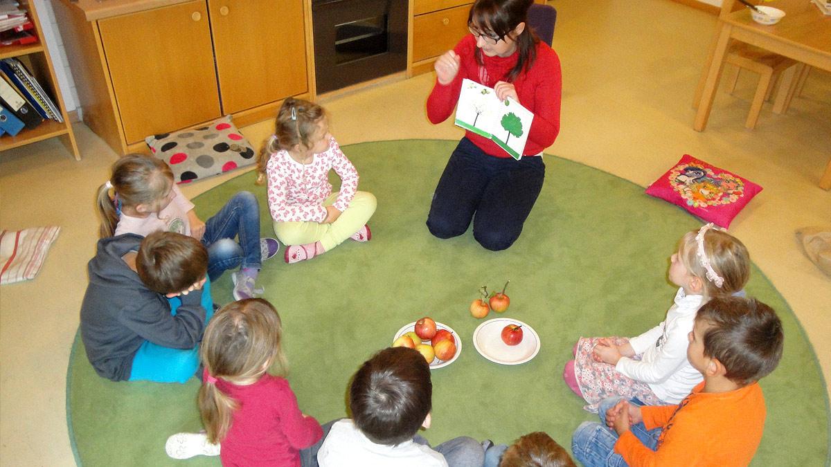 Kindergarten stammham am inn unser konzept for Konzept kindergarten